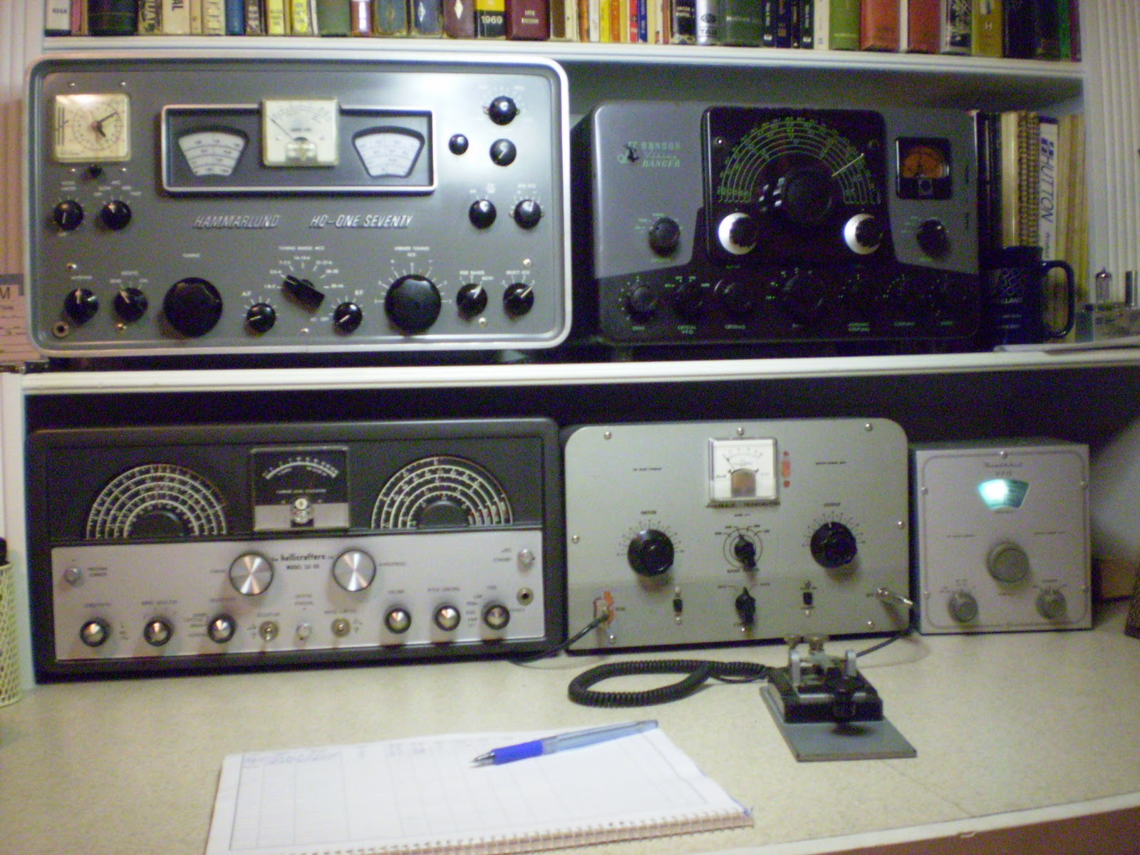 Viking Ranger on the top right and SX-100 on bottom left.
